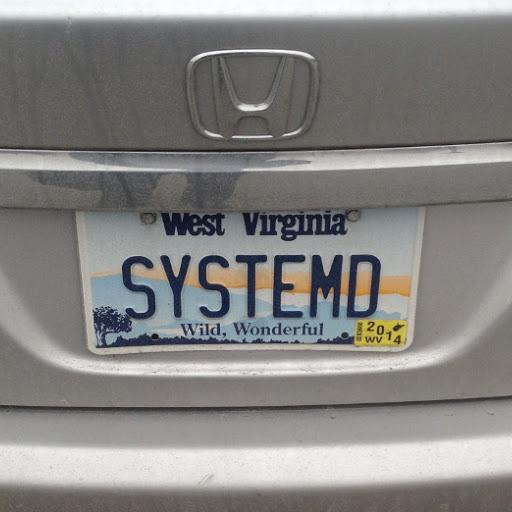 И объял меня systemd до глубин дистрибутива моего