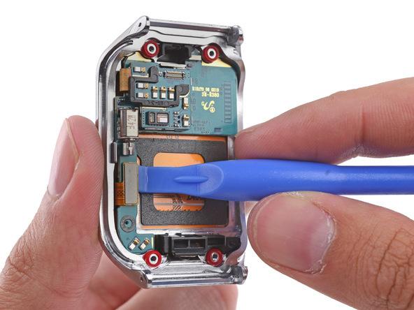iFixit разбирает часы Samsung Gear 2