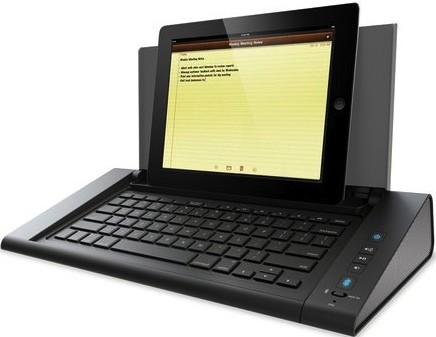 iHome iDM5 Executive Work Station превращает планшет или смартфон в настольный компьютер