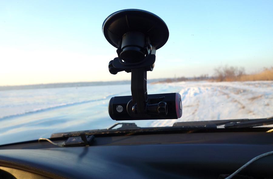 iON Adventure: гибрид профессиональной экстрим камеры и авторегистратора с G сенсором и GPS