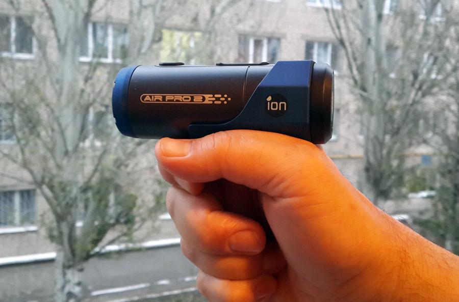 iON Air Pro 2 Wi Fi: флагманская «подводная» камера – нюансы и особенности