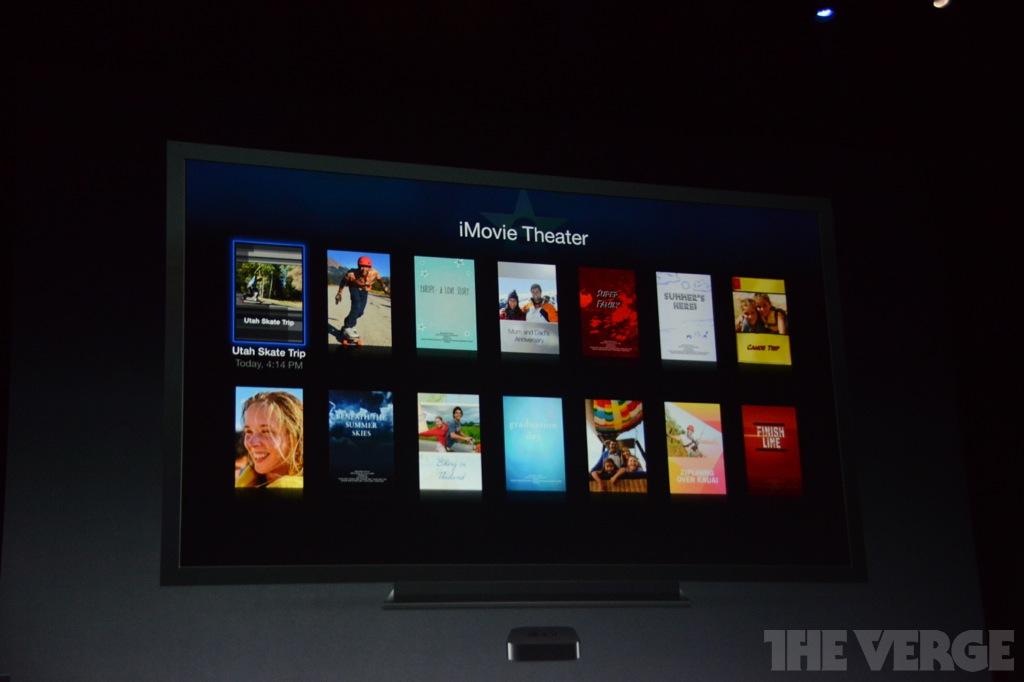 iPad Air(5), iPad Mini Retina, OS X, iLife, iWorks