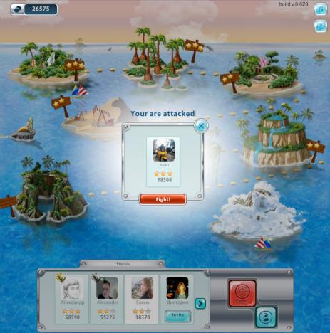 Игра для трейдеров «Острова»