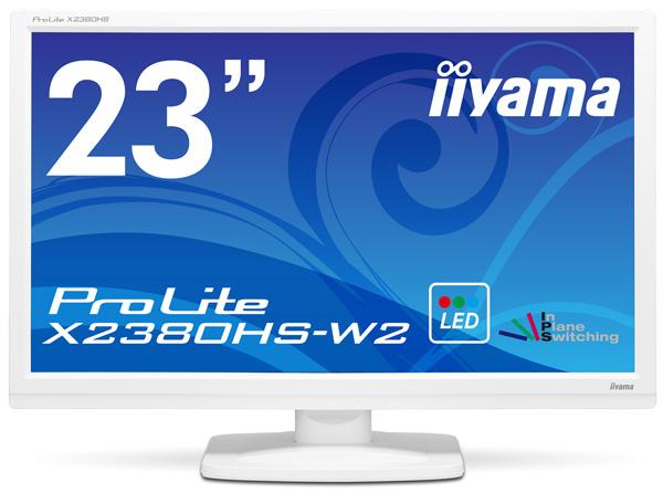 iiyama ProLite X2380HS-W2