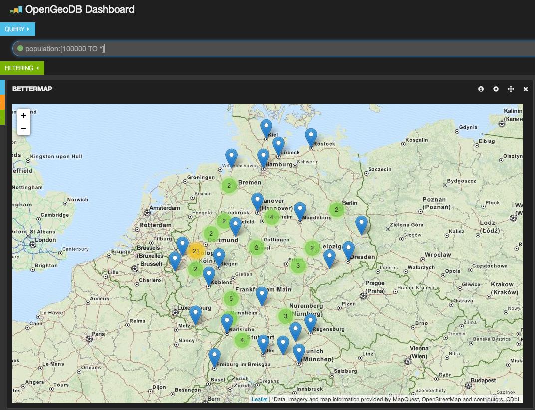 Имортируем открытые гео данные из OpenGeoDB в Elasticsearch