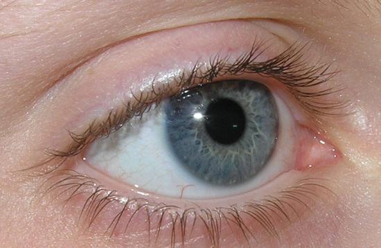 Индивидуальные движения глаза как компонент системы идентификации человека