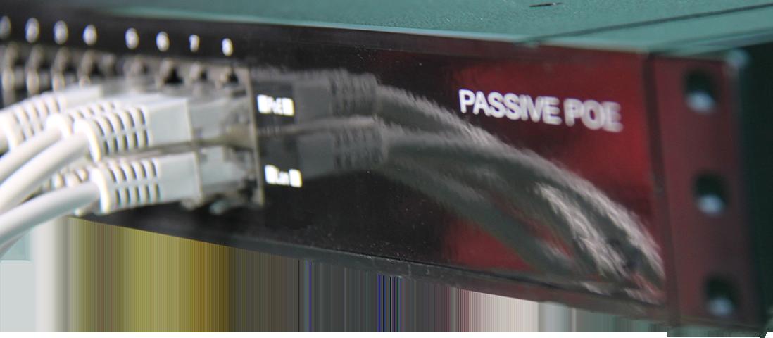 Инжектор RMIP48 8LP с интегрированной грозозащитой, пополнение в семействе многопортовых PoE