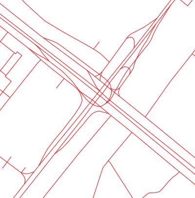 Инкрементальный алгоритм привязки GPS трека к дорожному графу