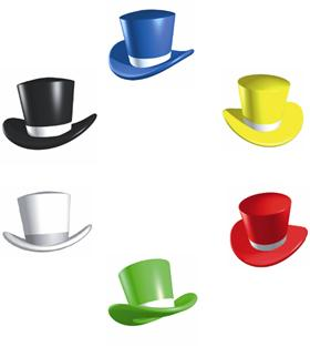 Инструмент выбора правильного решения: Six thinking hats