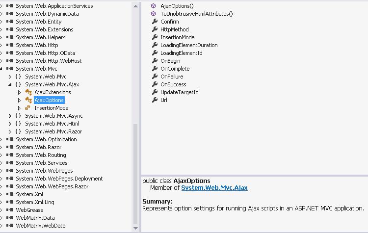Интеграция AJAX в ASP.NET MVC 4