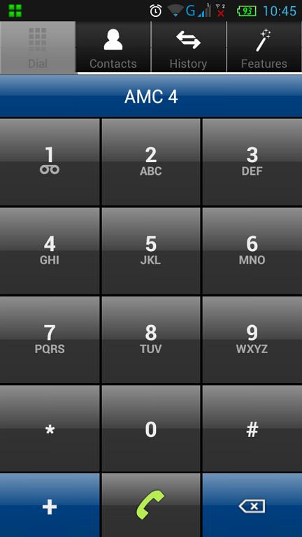 Интеграция мобильного телефона с корпоративной IP АТС с помощью Aastra Mobile Client