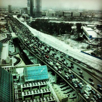 Интеллектуальные транспортные системы — проблемы на пути внедрения в России