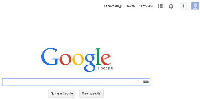Интерфейс российского поиска Google подвергся «оптимизации»