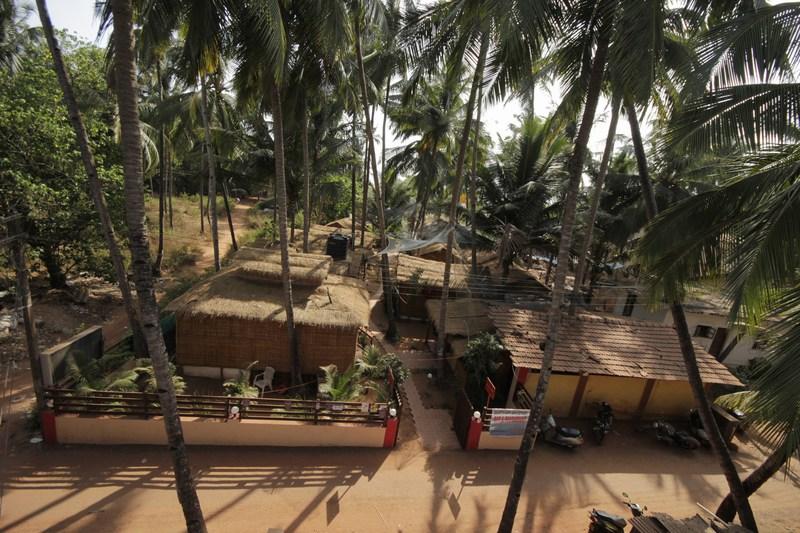 Интернет провайдер GWave. Мандрем, Гоа, Индия