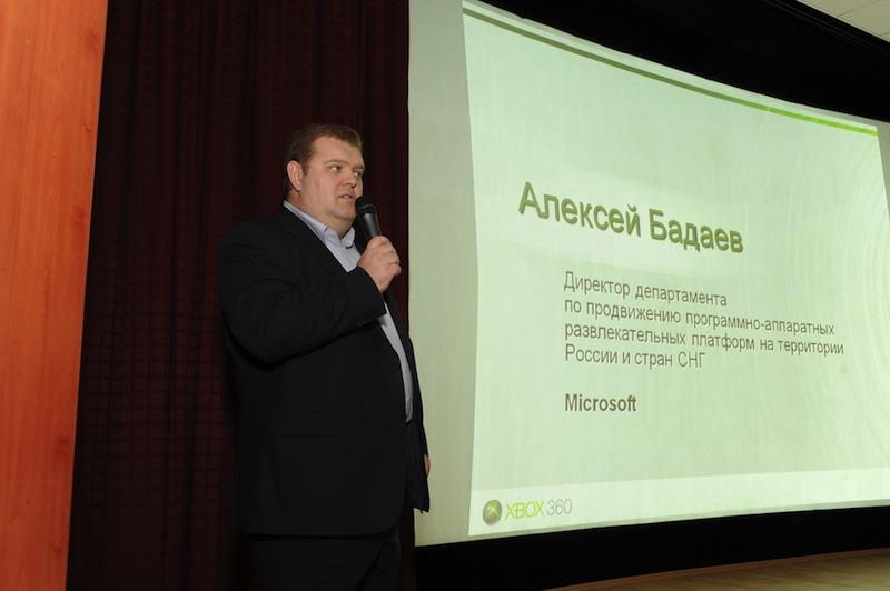 Интервью с Алексеем Бадаевым, экс главой российского представительства Apple