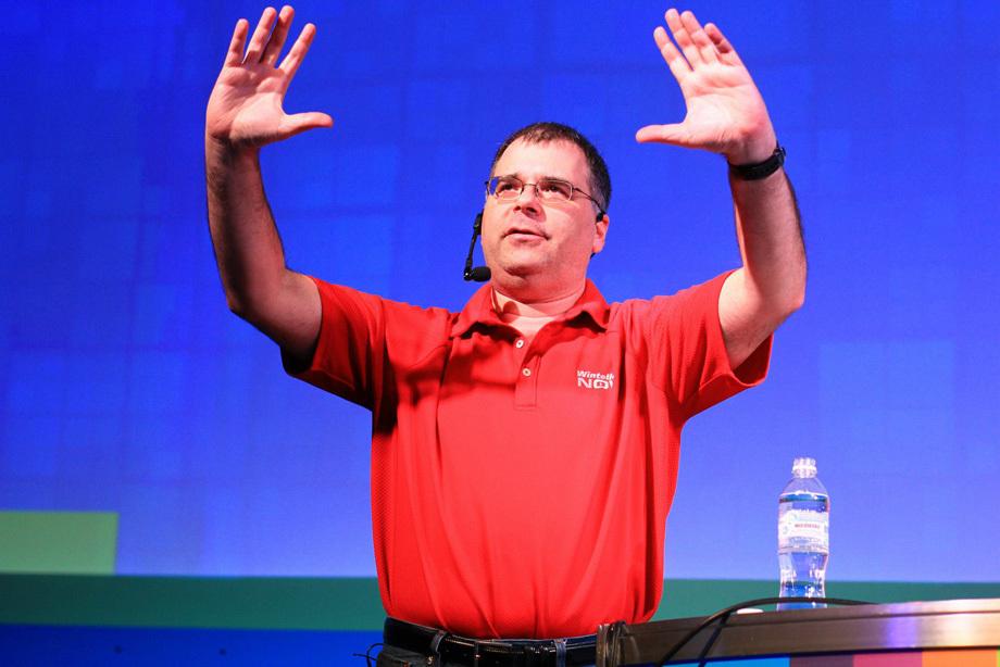 Интервью с Джеффри Рихтером на конференции Microsoft SWIT 2014