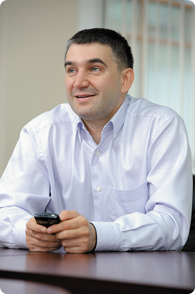 Интервью с Сергеем Белоусовым: реально большие данные