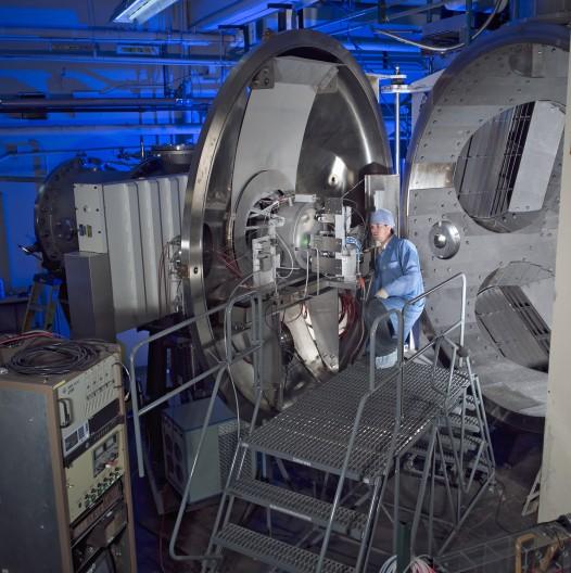 Ионный двигатель NASA проработал без остановки 5 с половиной лет