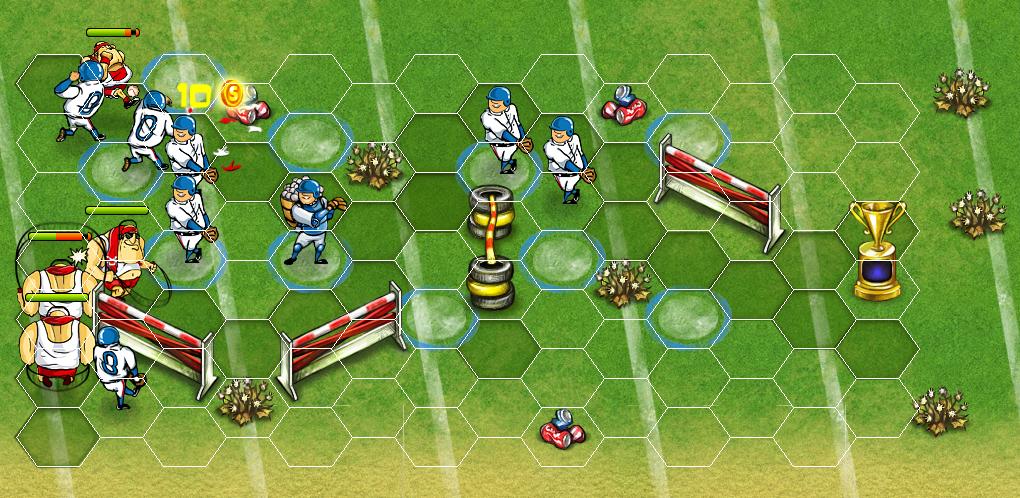 Использование AI и утилит при разработке игр жанра Tower Defense