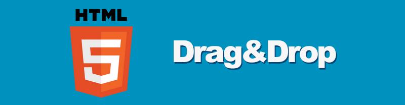 Использование Drag&Drop в HTML 5