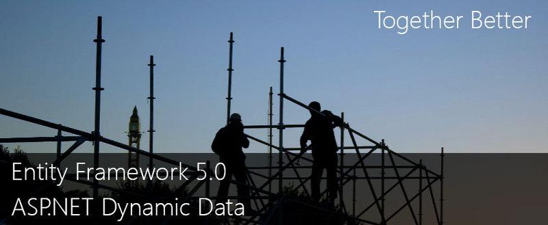 Использование Dynamic Data совместно с Entity Framework 5
