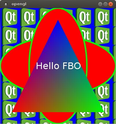 Использование кадрового буфера в Qt 5