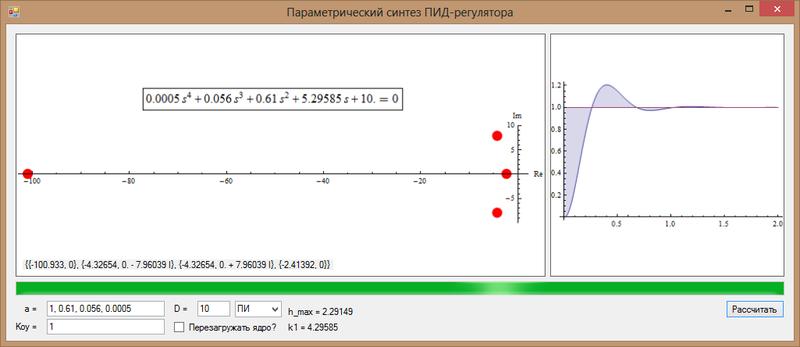 Используем возможности Wolfram Mathematica в .NET приложениях