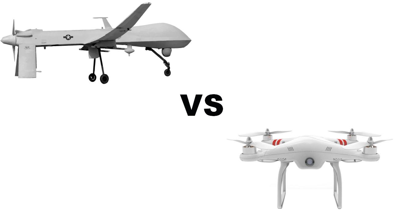 Исследование: будущее рынка дронов
