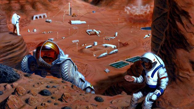Исследование: НАСА пока не может позволить себе поездку на Марс, но заслуживает финансирования этой программы
