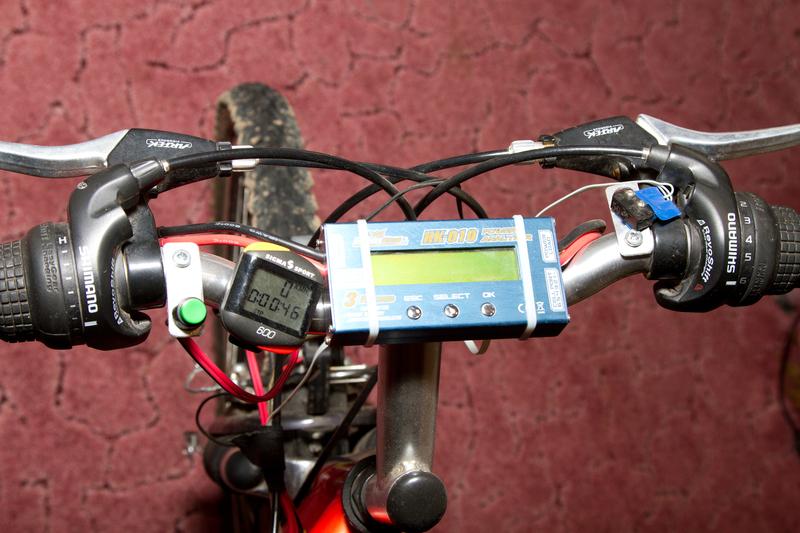 Электроника на велосипед своими руками