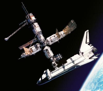 История космического сотрудничества