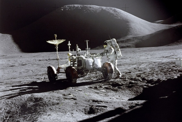 История создания лунного ровера