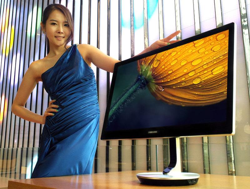 Итоги CES: новые мониторы Samsung на международной выставке потребительской электроники