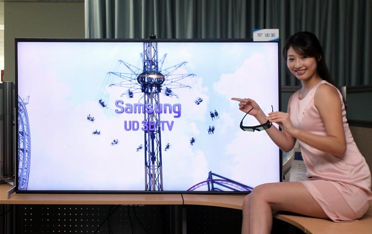 Итоги CES: новые телевизоры Samsung на международной выставке потребительской электроники