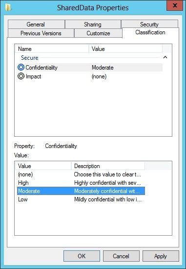 Изменения в AD Windows Server 2012. Часть 1. Динамический контроль доступа