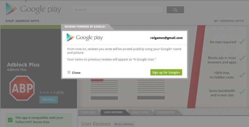 Google Play+