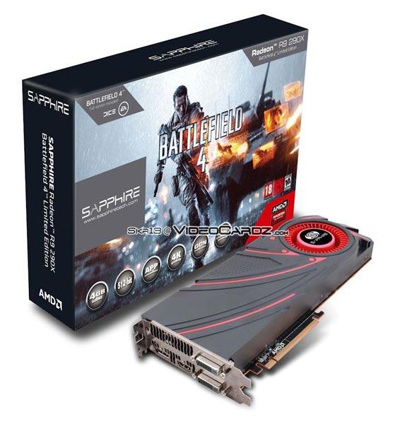 Выход 3D-карты AMD Radeon R9 290X ожидается 24 октября