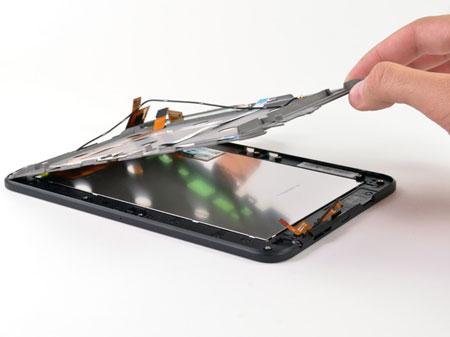 Изучаем анатомию планшета Kindle Fire HD