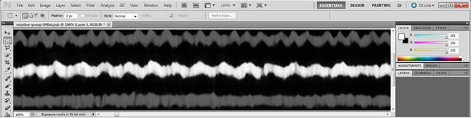 Извлечение звука из фотографий пластинок