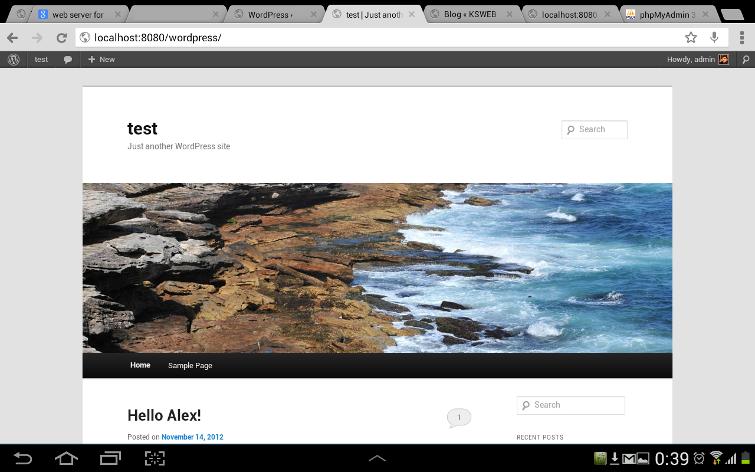 Жизнь с планшетом или список приложений для Android