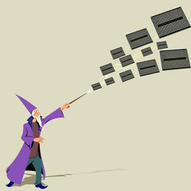 Как «волшебство» кода коррекции ошибок, которому уже больше 50 лет, может ускорить флэш память