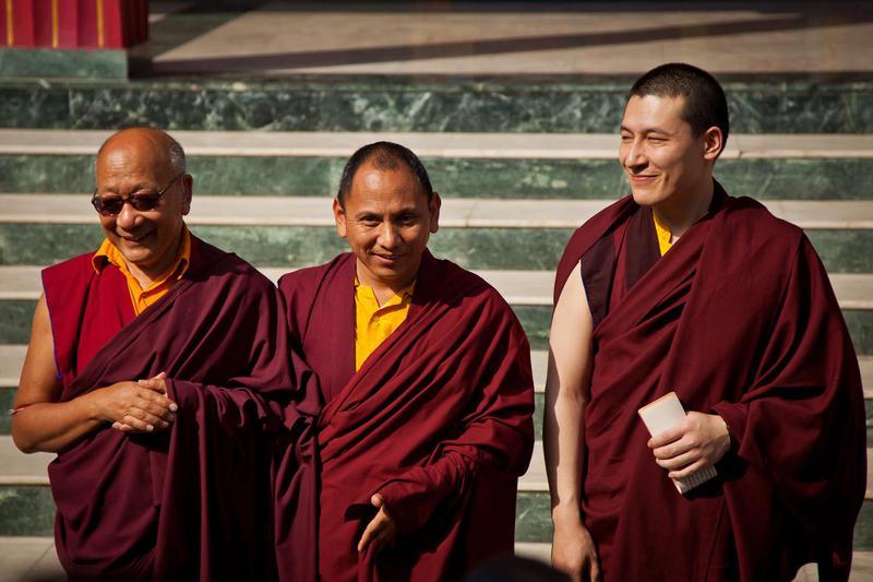 Как буддистские монахи перепрошивают себе мозги