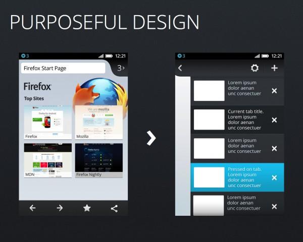 Как будет выглядеть Mozilla OS?