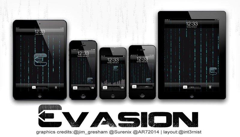 Как хакеры из «evad3rs» взломали самую новую ОС от Apple