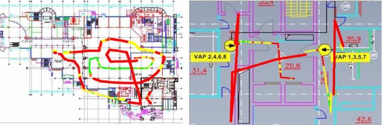 Как мы делали сотовое покрытие внутри большого здания со множеством металлоконструкций