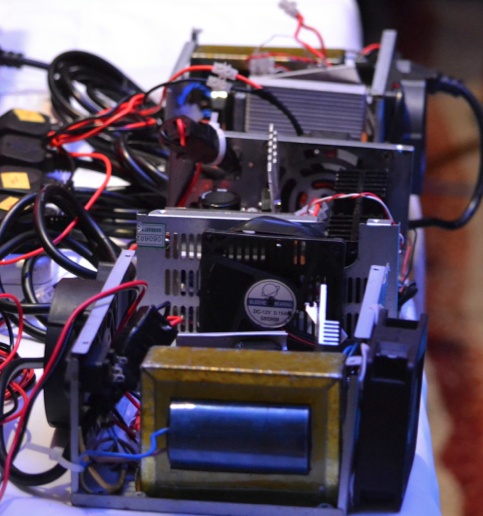 Как мы создавали кластер из Raspberry Pi