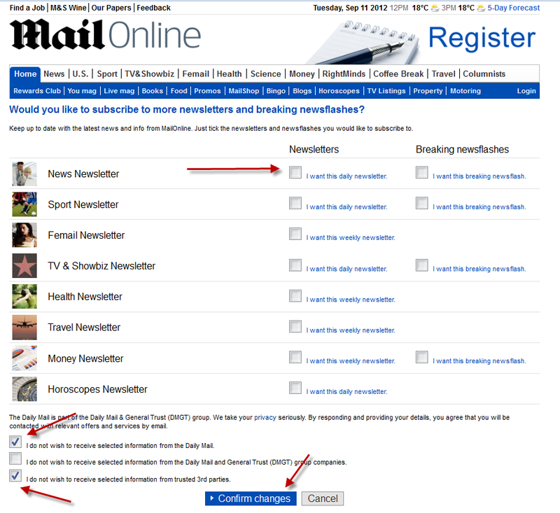 Как организовать процесс подписки на вашем сайте