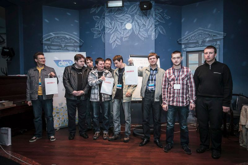Как прошёл Windows 8 Хакатон в Минске