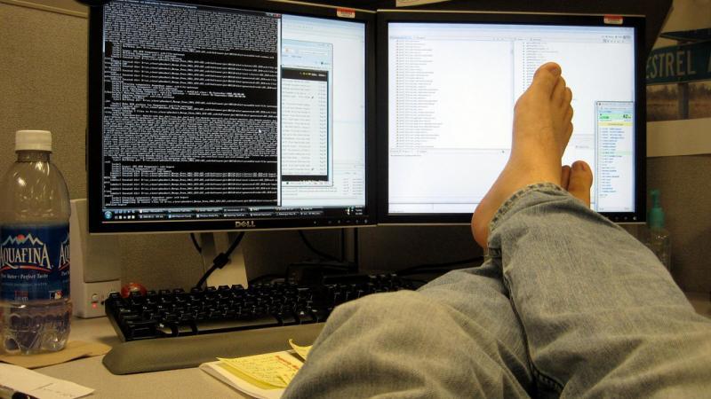 Как самом деле программисты тратят своё рабочее время