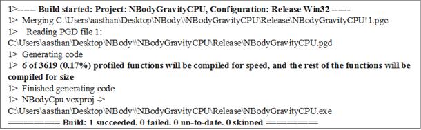 Как сделать ваше приложение быстрым: профильная оптимизация C++